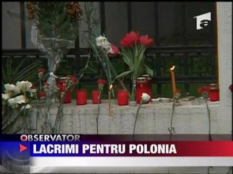 Lacrimi pentru Polonia