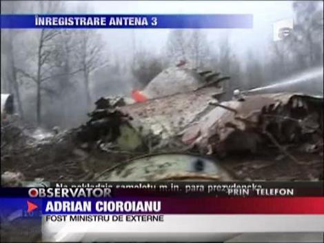 Presedintele Poloniei a murit intr-un accident aviatic