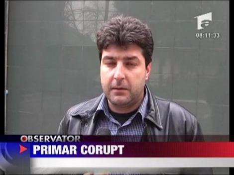 Primar corupt in Faurei