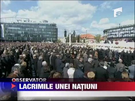 Polonia, o natiune in lacrimi