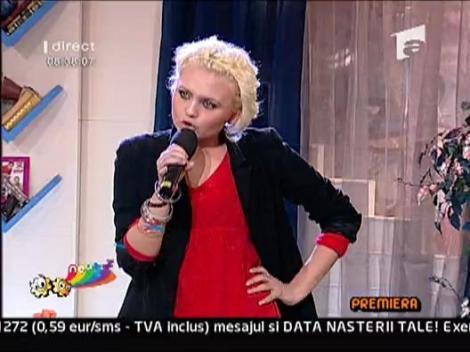 Elena Matei - Hurt me
