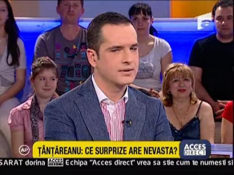Tantareanu nu vrea sa divorteze, nici macar pentru Elena Matei