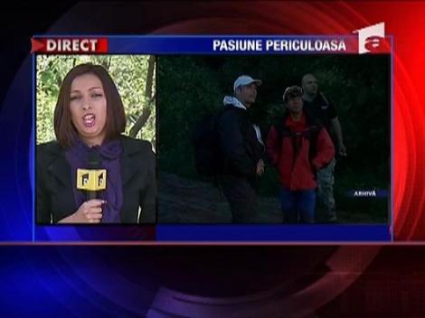 O alpinista a murit in Muntii Fagaras