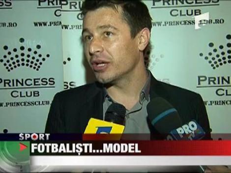 Fotbalisti... model