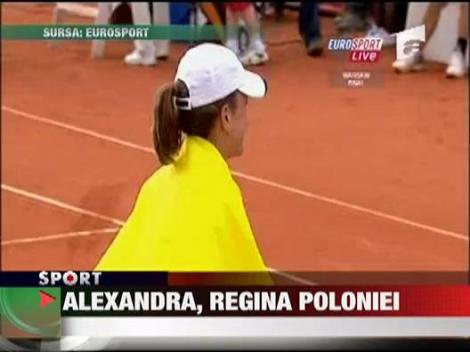 Alexandra, regina Poloniei