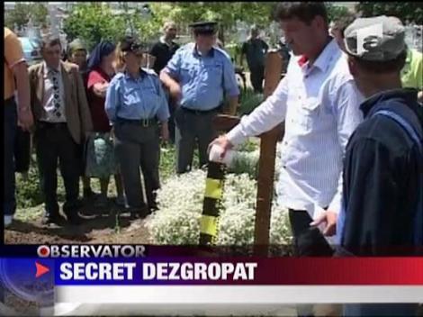 Secret dezgropat in Techirghiol