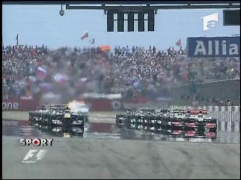 Hamilton a castigat Marele Premiu al Turciei