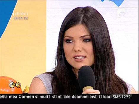 Paula Seling nu mai vrea la Eurovision