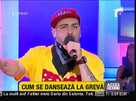 Dansul grevei cu CRBL, la Acces Direct !