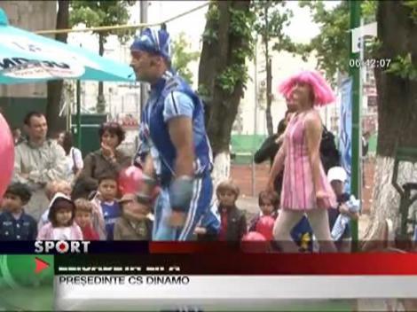 Ziua copilului la Dinamo