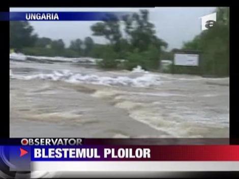 Inundatii in Europa