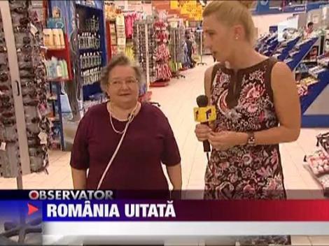 Romania uitata