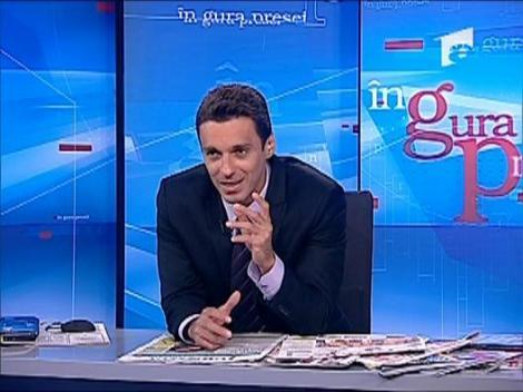 """Mircea Badea:""""Poporul vrea circ si paine, nu circ si sange"""""""