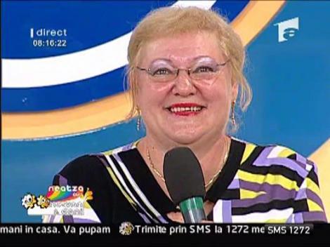 Raluca Razalut la Neatza
