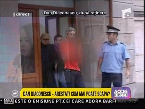 Mihaela Moise - reporterul trimis de OTV pentru realizarea interviului