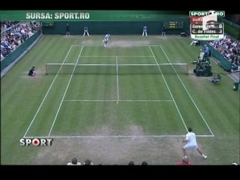 Hanescu, out de la Wimbledon