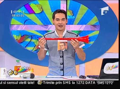 Vuvuzela pentru guvernul Boc