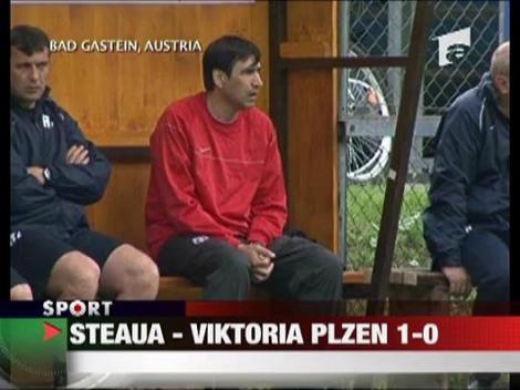 Steaua - Viktoria Plzen 1-0