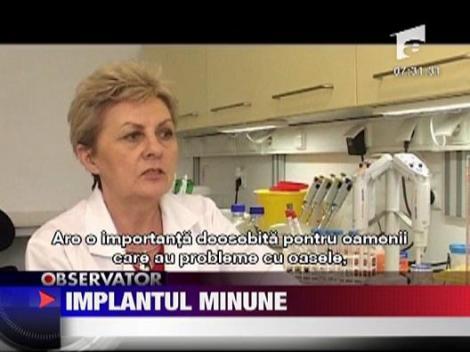 Implant minune