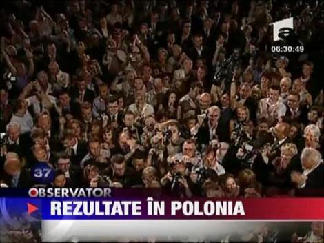 Rezultate in Polonia