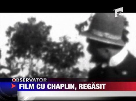 S-a regasit un film pierdut al lui Charlie Chaplin