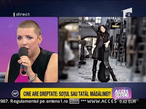"""Silvia Dumitrescu: """"Lasati-l pe Puiu in pace, este un om socat"""""""