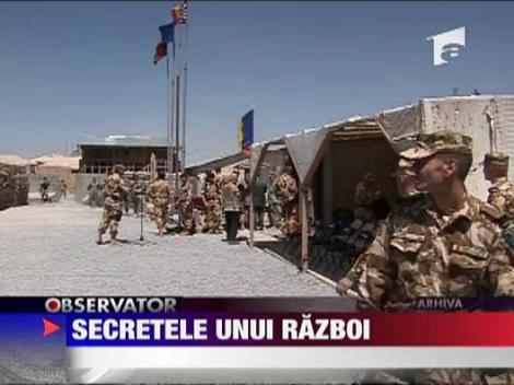 Secretele razboiului din Afganistan