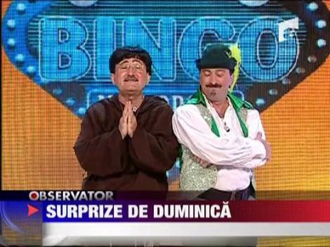 Super Bingo: Surprize de duminica