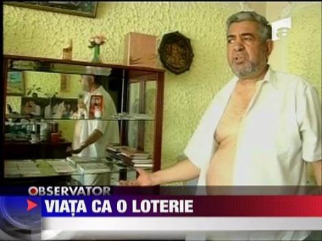 Viata ca o loterie