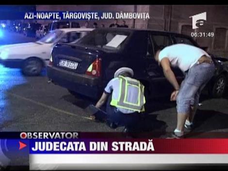 Judecata din strada