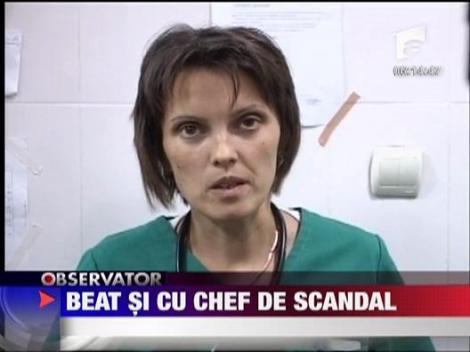 Beat si cu chef de scandal