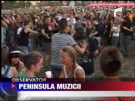 Festivalul Peninsula din Mures