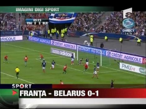 Franta - Belarus 0-1