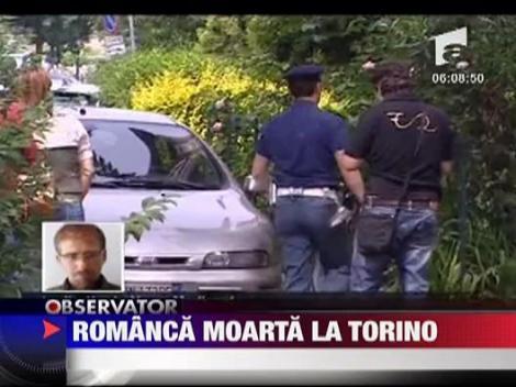 Romanca moarta la Torino