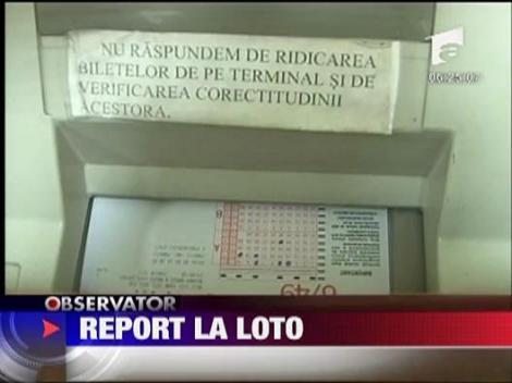 Report la Loto 6/49