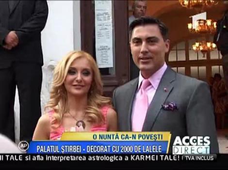Alina Sorescu si Alexandru Ciucu - nunta ca in povesti