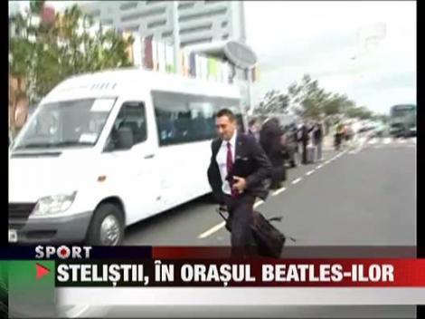 Stelistii, in orasul Beatles-ilor