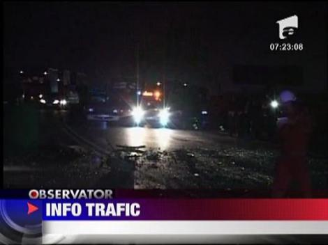 Info trafic - 18 septembrie