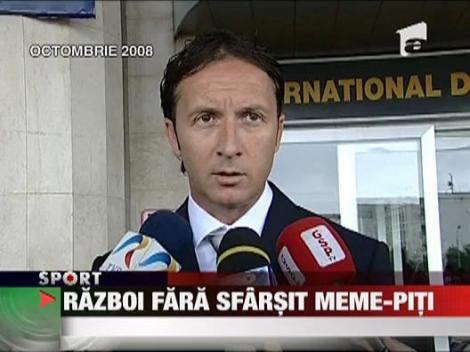 "Piturca: ""Mihai Stoica, o functie de cu*va"""