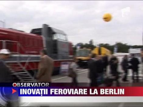 Inovatii feroviare la Berlin