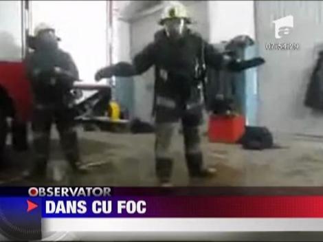 Pompieri dansatori