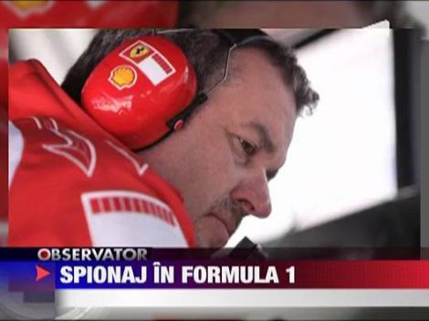 Spionaj in Formula 1