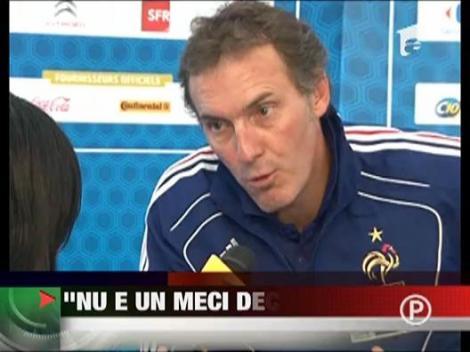 """Laurent Blanc: """"Nu e un meci decisiv!"""""""
