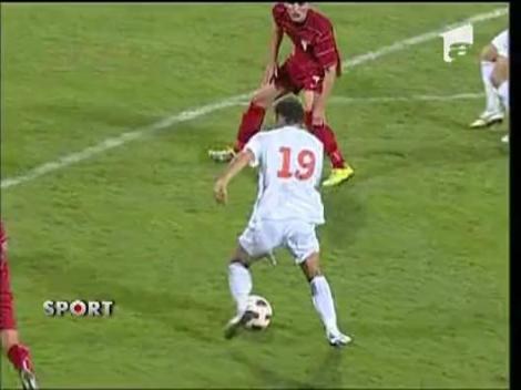 Victoria Branesti - Targu Mures 0-0