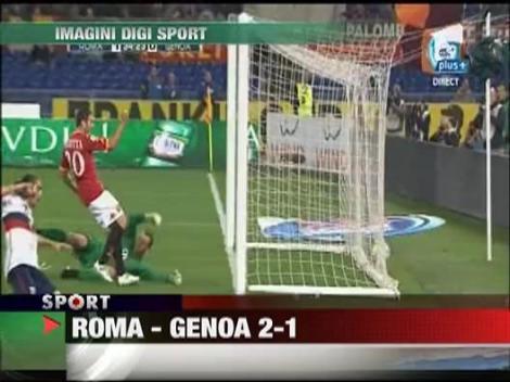 Roma - Genoa 2-1