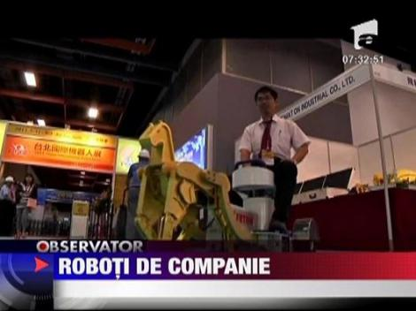 Roboti de companie