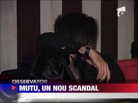 Mutu, un nou scandal