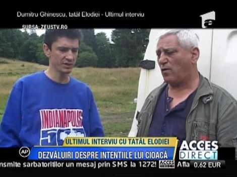 Ultimul interviu dat lui Lazarus de catre tatal Elodiei