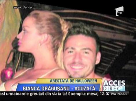 Bianca, arestata de Halloween