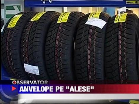 """Anvelope pe """"alese"""""""
